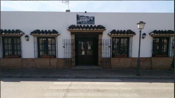 El Mirador - El Mirador, Castellar De La Frontera