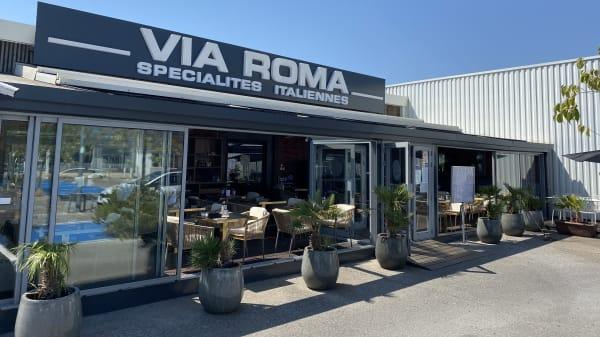 Bienvenue - Via Roma, Le Pontet
