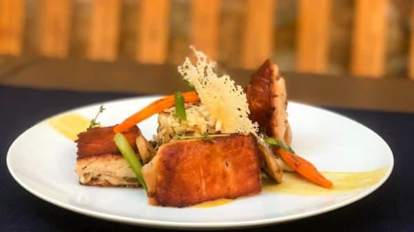 Sugerencia del chef - Es Barranc, Biniaraix