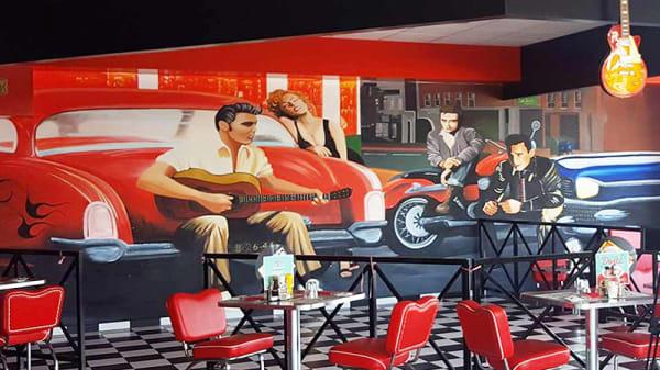 Vista della sala - America Graffiti Civitanova Marche, Civitanova Marche
