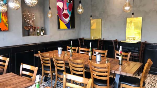 Het restaurant - Haus Vinbar & Bistro, Göteborg