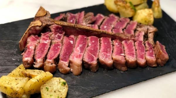 Sugerencia del chef - El Fogon de Mariana Antulo, Cádiz