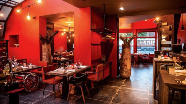 Vue de la salle - Alfons Burger Grand Bigard, Dilbeek