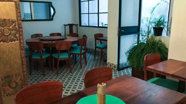 Vista de la sala - Bao Kitchen Noodles & More, CABA