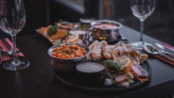 food - INDYA, Göteborg