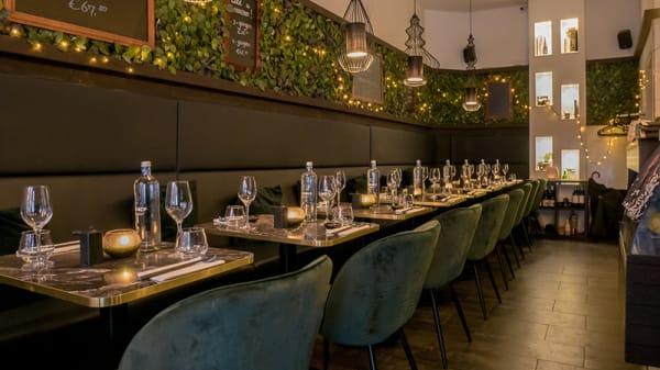 Restaurant - Konomi, Haarlem