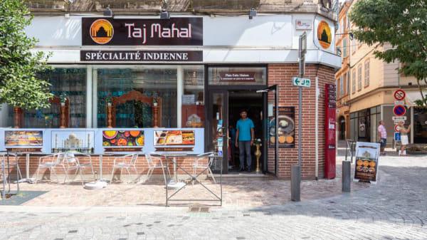 Entrée - Taj Mahal, Montauban