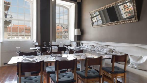 Salas Privadas para Grupos - O Caçula brunch & dinner Porto, Porto