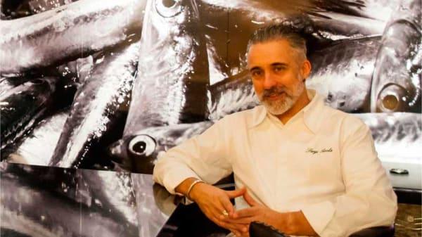 Chef Sergi Arola - Sergi Arola, Madrid