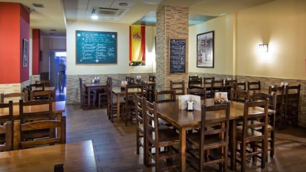 Sala del restaurante - Taberna El Sitio, Valencia