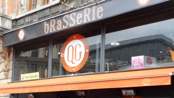 Le QG Brasserie, Lille