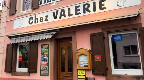 Entrée - Chez Valerie, Fessenheim
