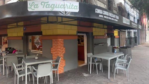 Fachada - La Nueva Taguarita, Ciudad de México
