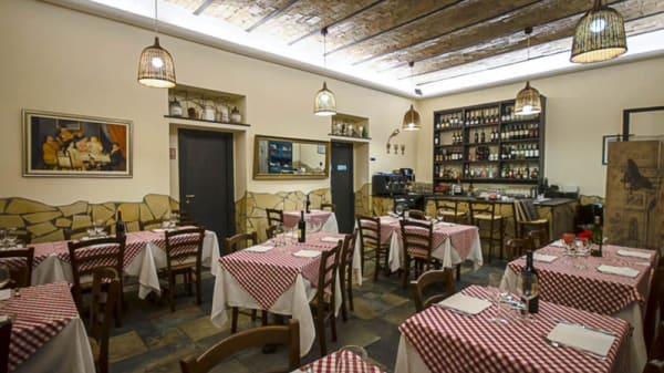 Vista sala - Il Tarallo, Rome