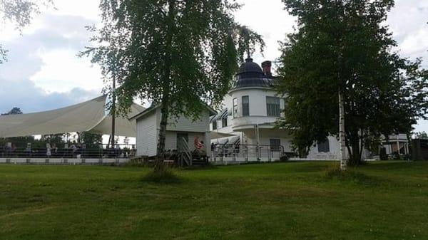 Verkö slott, Orrviken