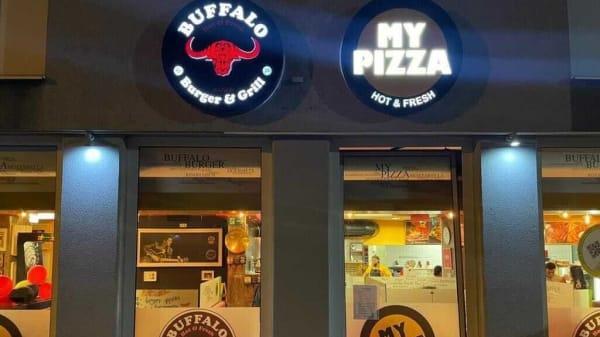 Buffalo Burger & My Pizza, Linz