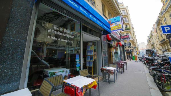 Bienvenue au restaurant Le Mauritius - Le Mauritius, Paris