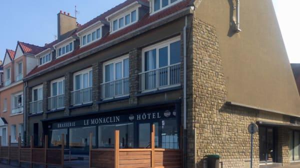Restaurant - Le Monaclin, Le Portel