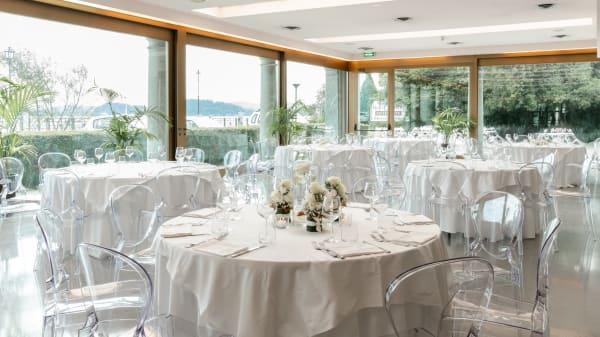 Sala - The White Swan Ristorante Gourmet, Belgirate