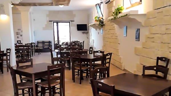 Vista sala - Scazzamurreddhu Ristorante Pizzeria, San Cassiano
