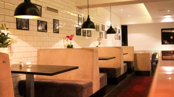 Dining room - Koppar Mat & Dryck, Uppsala