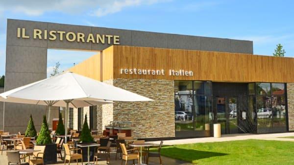 Devanture - Il Ristorante Marquette-lez-Lille, Marquette-lez-Lille