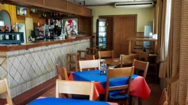 Vista sala - Casa Pepe, El Burgo