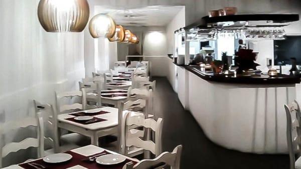 sala - Ginger Cantina, Valencia