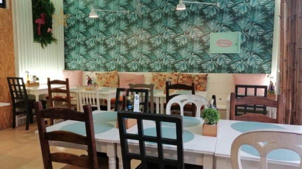 vista do quarto - Hamburgueria bar - Pimpampum, Portimão