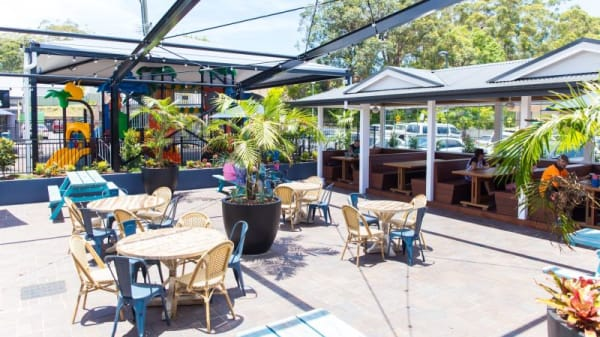 The Palms-Toormina Hotel, Toormina