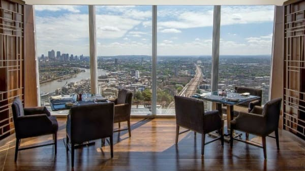 Ting - Shangri-La Hotel, The Shard, London