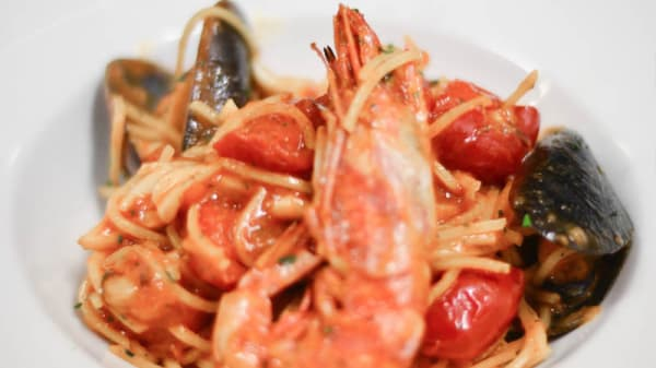 pasta - Prime restaurant lounge bar (Frontemare Ladispoli), Ladispoli