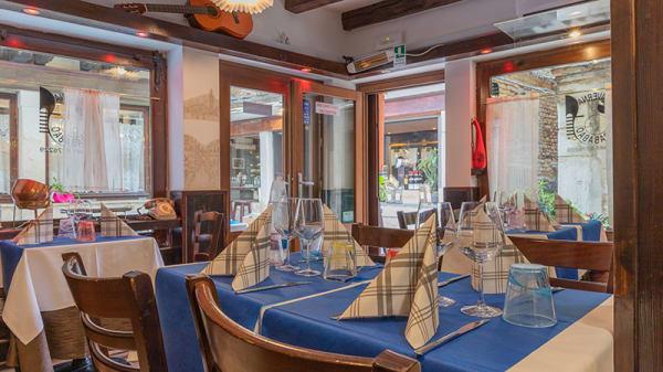 Vista della sala - Taverna Barababao, Venezia