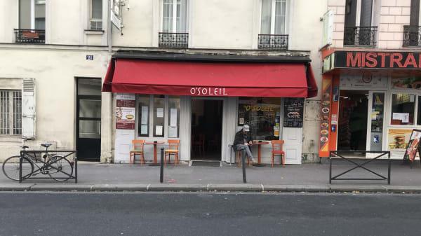 O Soleil Couscous Maison, Paris