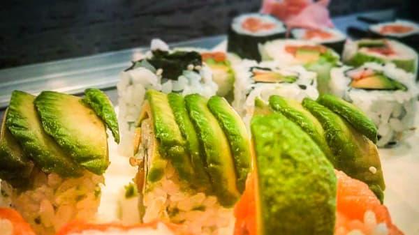 sushi - Sushi Lune, Nice