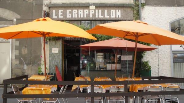Le Grappillon, Nantes