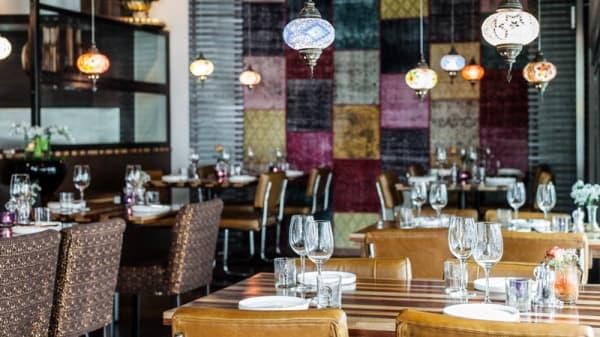 Het restaurant - Restaurant Mandalin, Maastricht