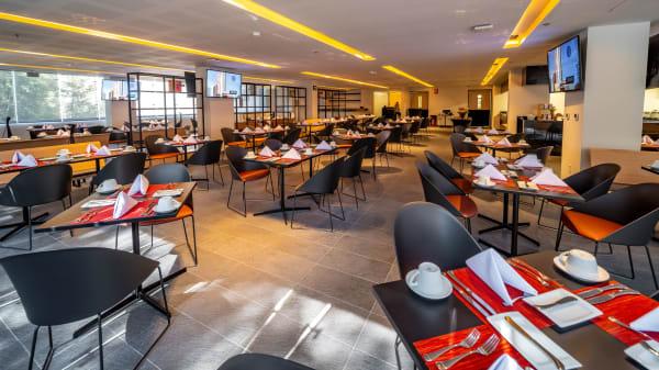 Restaurante Plaza - Plaza, Ciudad de México