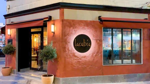 Entrada - Lacabía Chamberí, Madrid
