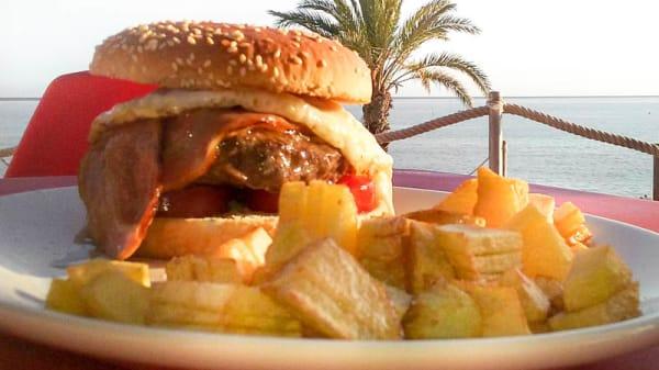 Sugerencia del chef - La Mar Salá, Murcia