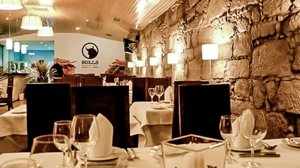 sala - Bulls Rodízio Steakhouse, Matosinhos