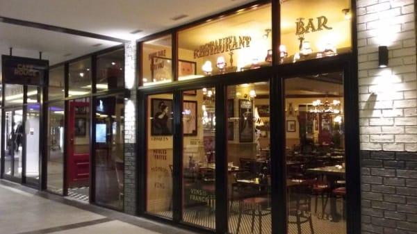 Café Rouge - Cheshire Oaks, Ellesmere Port
