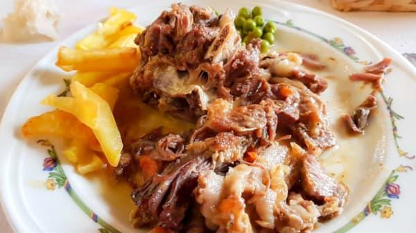 Sugerencia del chef - Meson Villarias, Carasa