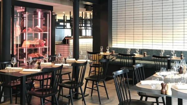 salle - Meat Bar, Woluwé-Saint-Lambert