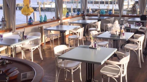 restaurantzaal - Bistro Stokpaardje, Uitgeest