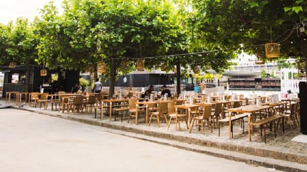 Terrasse - La Démesure Sur Seine, Paris