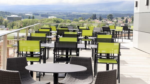 Vue terrasse - Discovery, Crissier