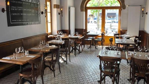 Salle - Café du Marché Carouge, Carouge