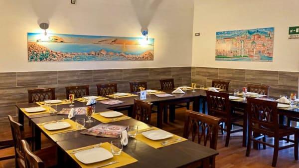 Vista sala - Casa Nostra, Palermo