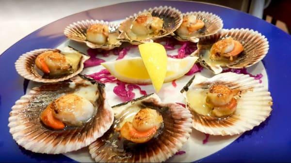 Sugerencia del chef - RESTAURANTE AMURA VIGO, Vigo